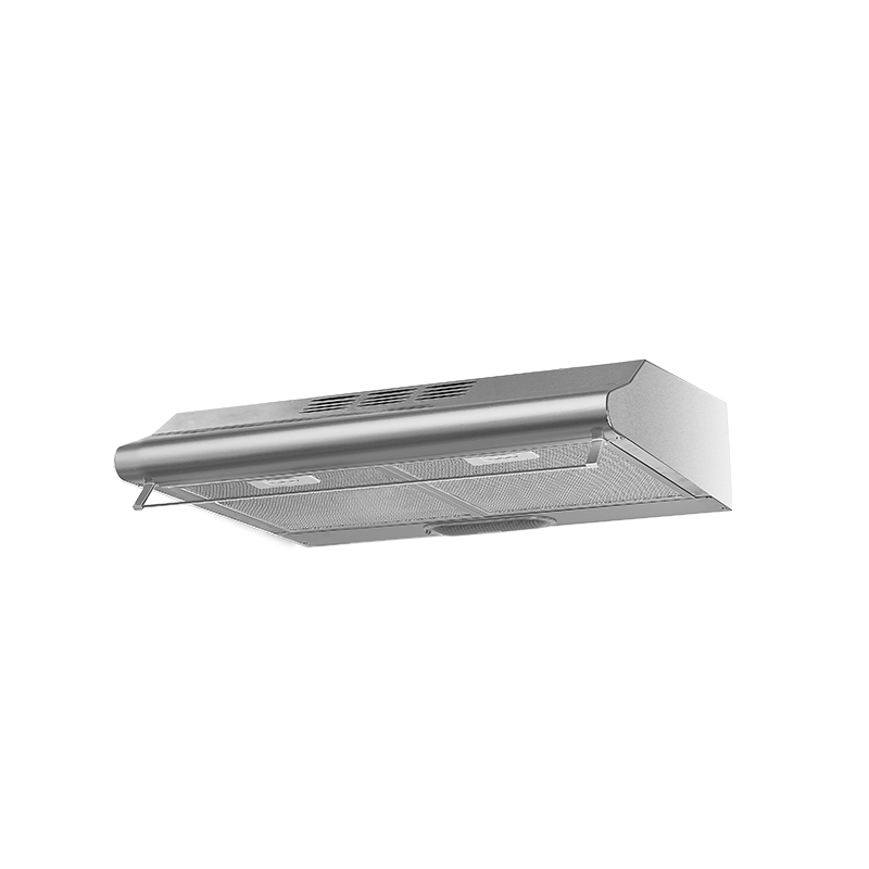 Kingbright Slim Hood Inox 600mm A01